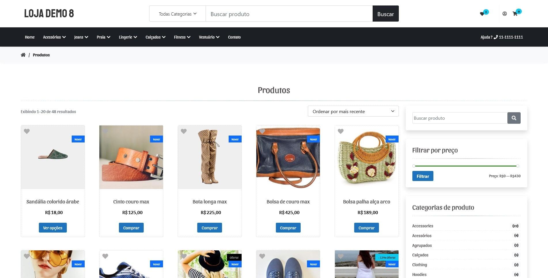 Loja Virtual com Dropshipping AliExpress2