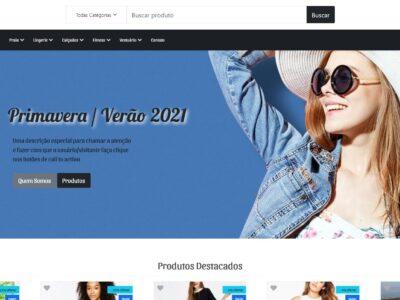 Loja Virtual com Dropshipping AliExpress